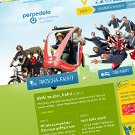 perpedalo - Velomarketing & Event